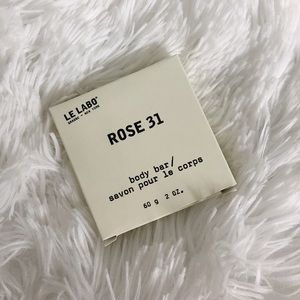 LeLabo Rose 31 Body Bar - Brand New